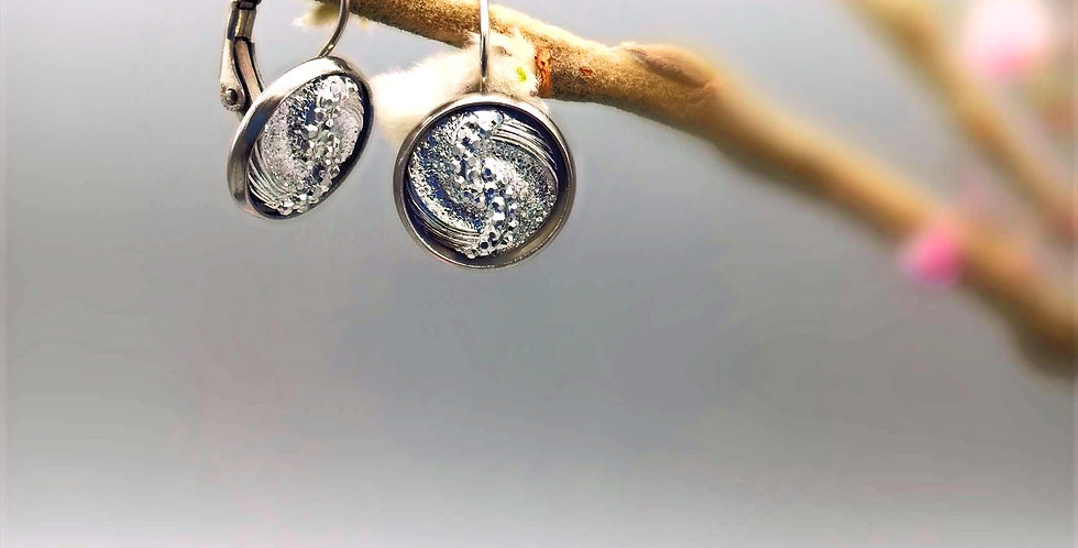 Silberglitzer