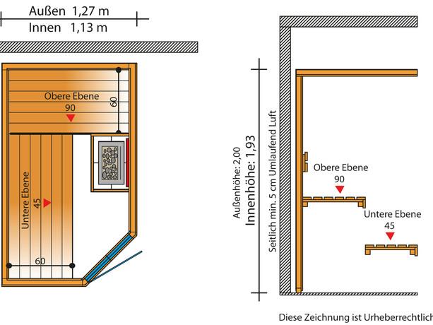 Sauna Vario
