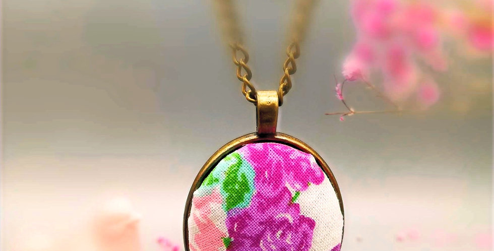 Kette Der Stoff, aus dem Blumen gemacht sind