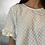 Thumbnail: (W/S) Vixen Top - White Clipped Spot