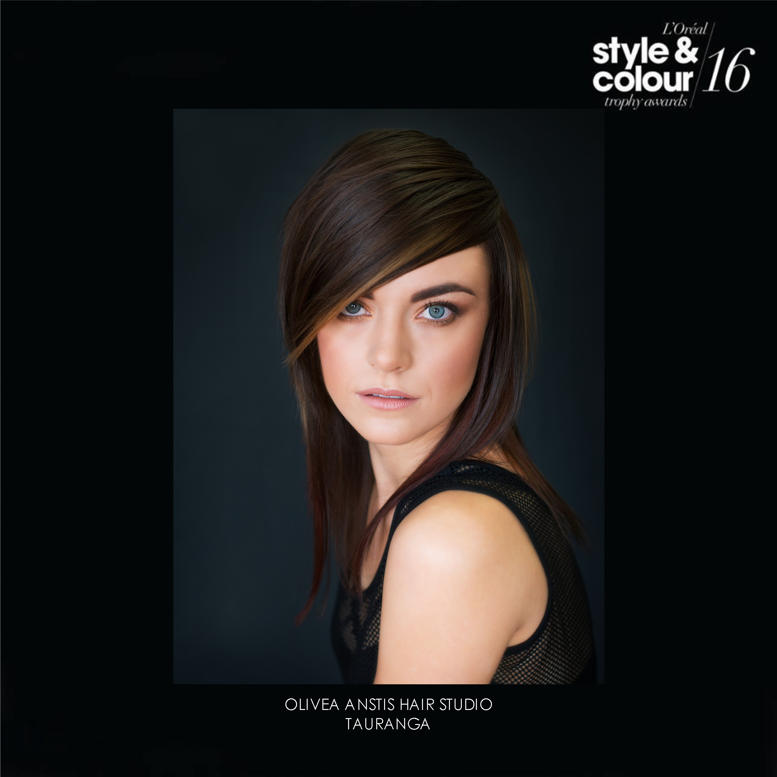 Loreal Style & Colour Trophy Awards