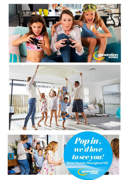 Generation Homes Campaign