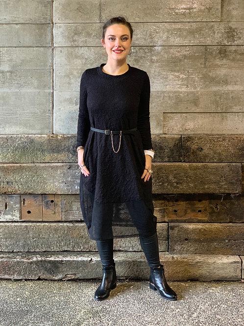Strutt Dress - Black - Size XS
