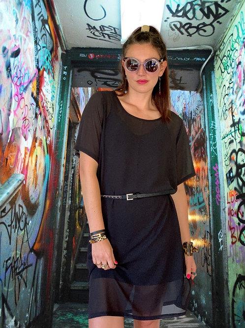 (WS) Eclipse Dress - Black