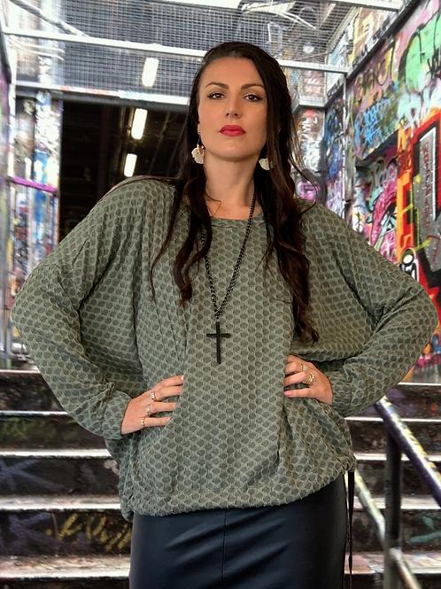 (W/S) Ritual Sweater - Khaki