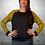 Thumbnail: (W/S) Loaded Top - Black /Mustard Dot