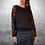 Thumbnail: (W/S) Loaded Top - Black / Black Lace