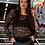Thumbnail: (W/S) Sister Top - Black Lace