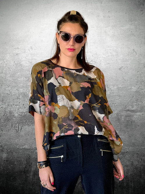 Freedom Top - Eastwood Cotton