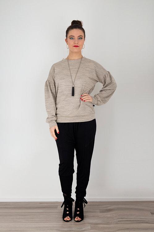 Social Sweater - Natural