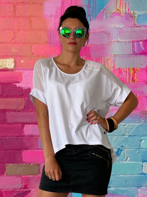 (WS) Californication Top - White