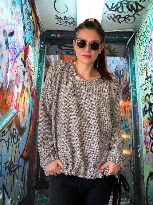 (WS) Ritual Sweater - Black / Pink