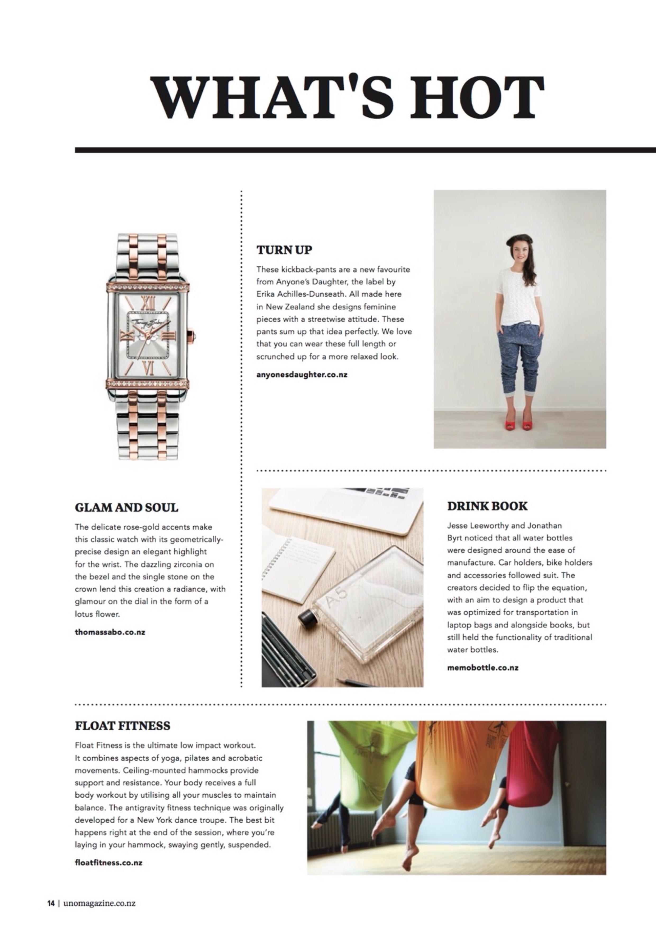 NZ - UNO Magazine