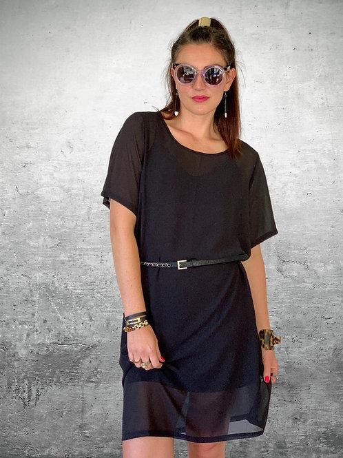 Eclipse Dress - Black
