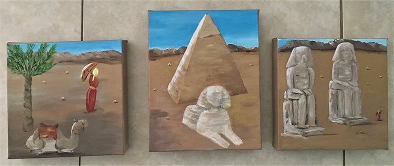 Giza - Triptic
