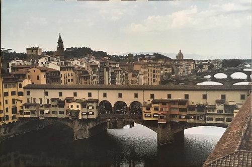 The Ponte Vechio