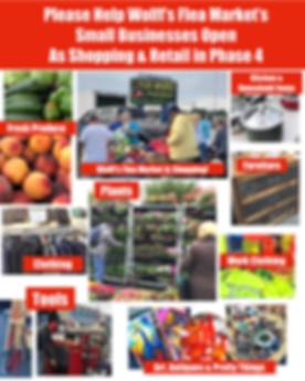 Wolff's Flea Market Flea Market is Shopp