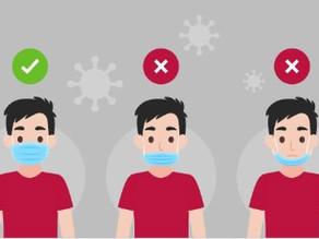 Do I need a mask outdoors if I had the vaccine or already had COVID?