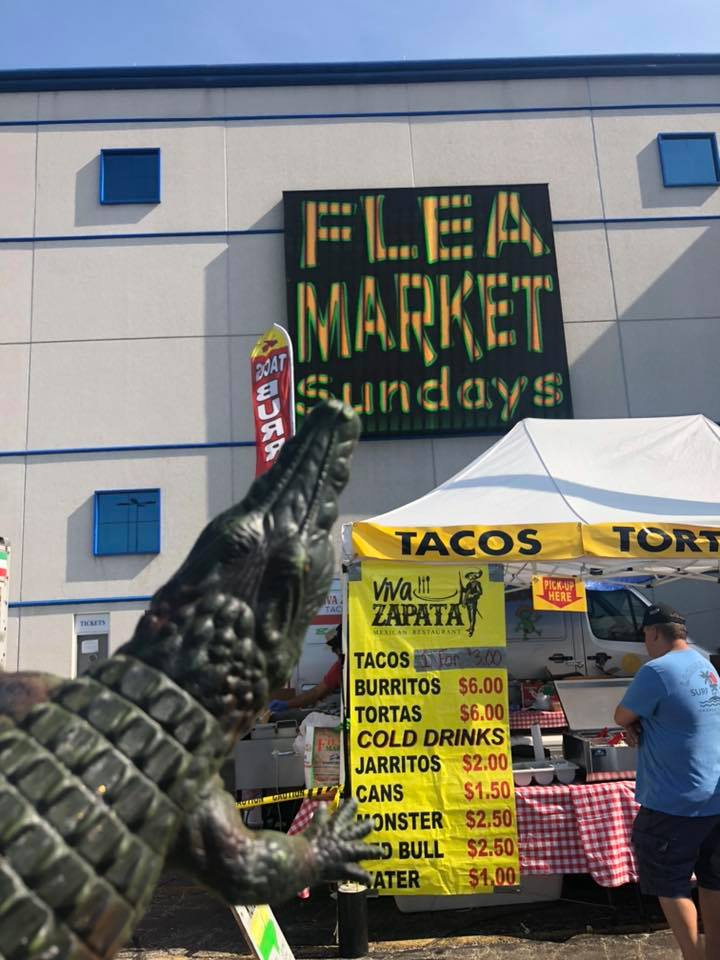 See who visited Wolff's Flea Market!