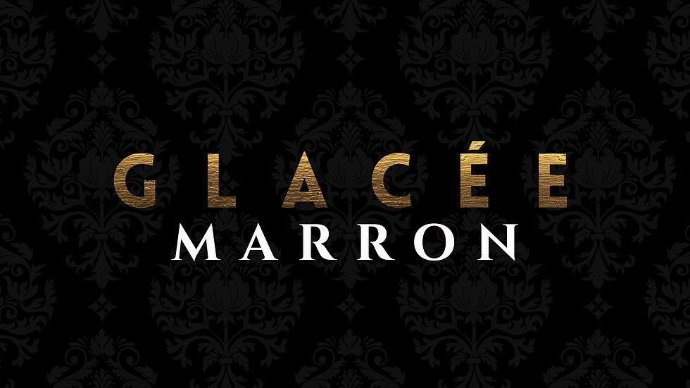 Glacée Marron