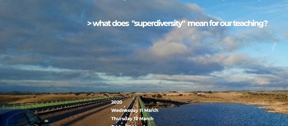 Seminar Rethinking the classroom in times of superdiversity