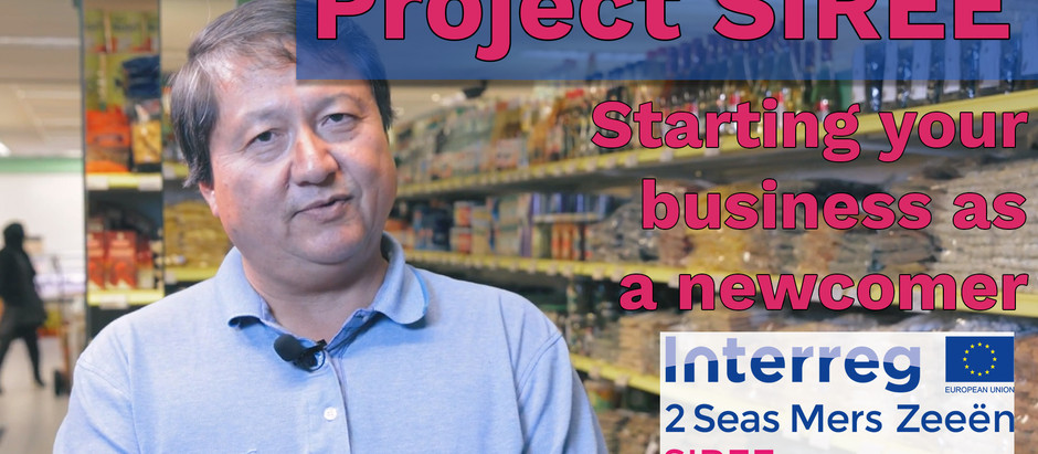 Mr. Hakimi on running his business