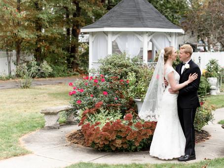 The Victoria Inn Wedding | Hampton NH | Amber & Ryan