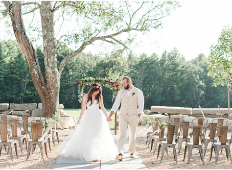 Should You Hire a Wedding Planner? | NH Wedding Photographer