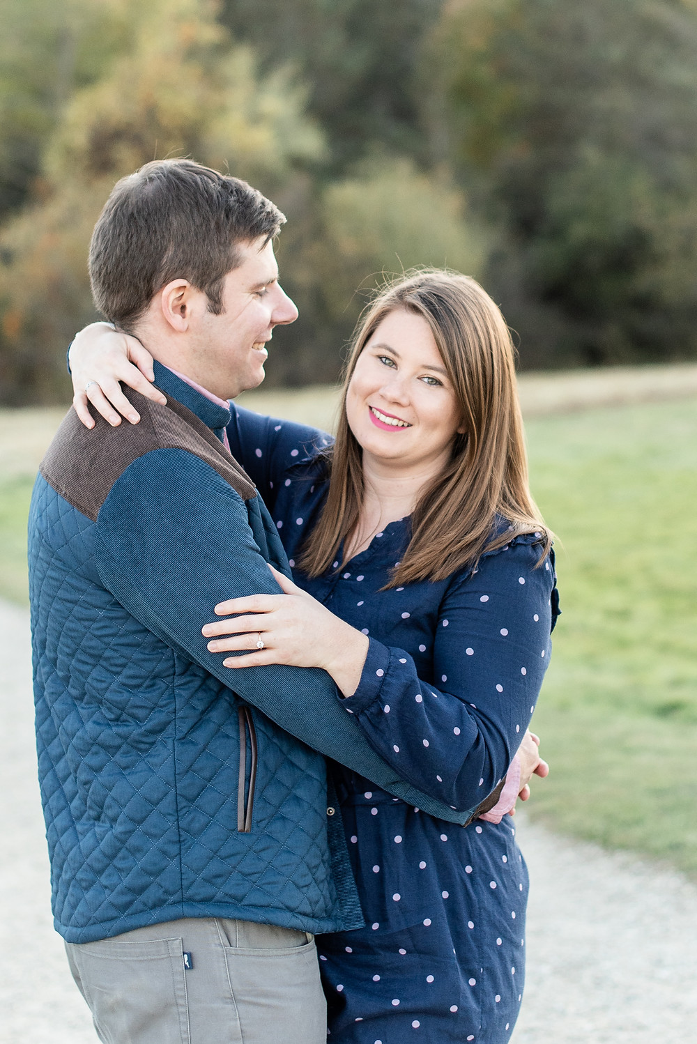 wagon hill farm engagement