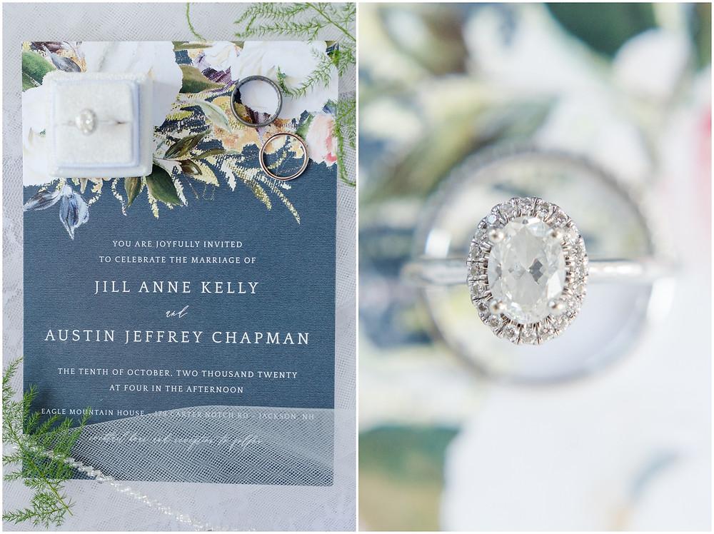 bridal details rings