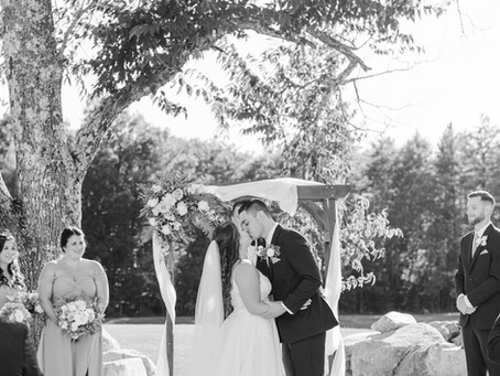 Should You Have an Unplugged Ceremony? | NH Wedding Photographer