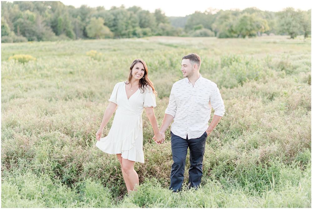 NH Engagement Photographer