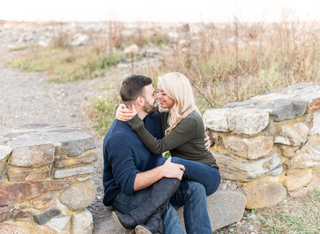 Odiorne Point State Park Engagement | Rye, NH | Mary+ Matt | NH Wedding Photographer