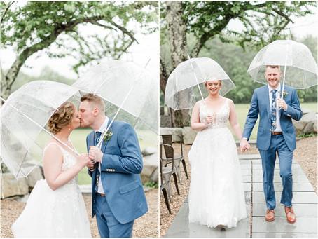 NH Wedding Photographer | The Barn at Powder Major's Farm Wedding | Siri & Travis