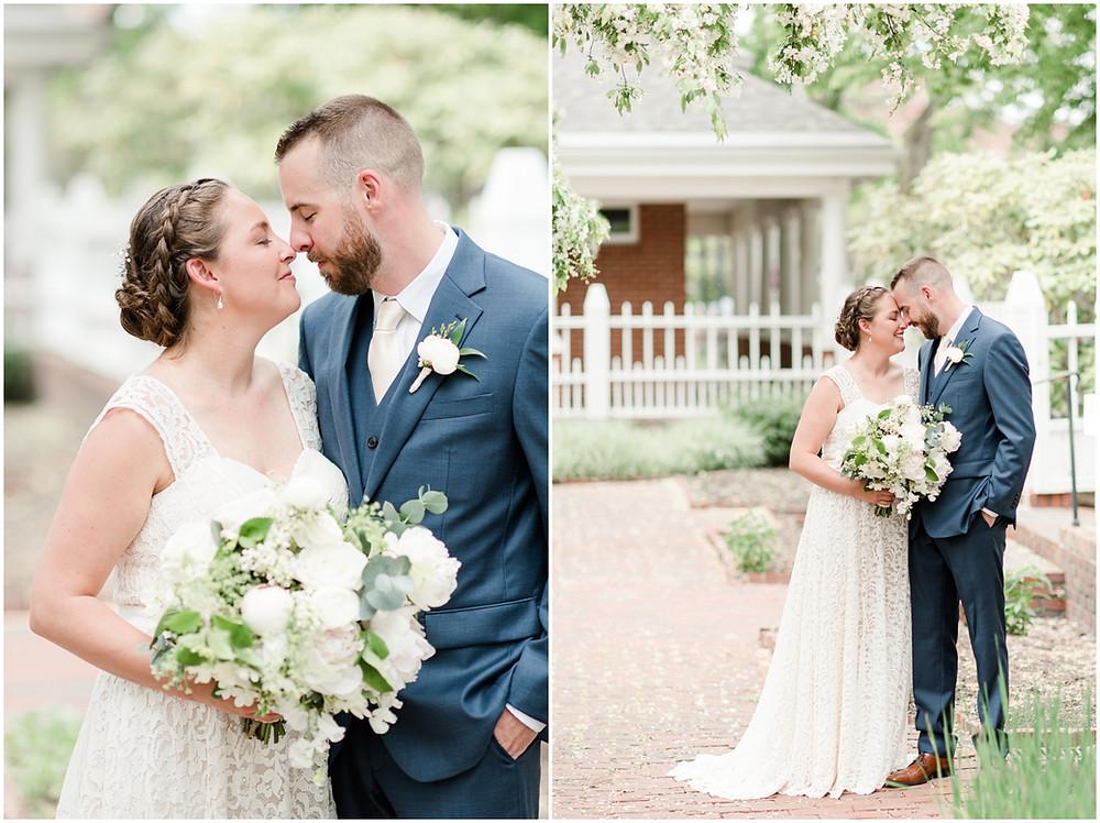 prescott park bridal portraits