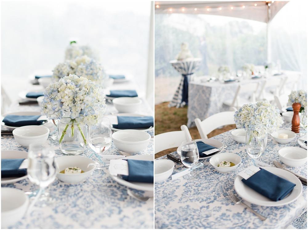 wedding hydrengea