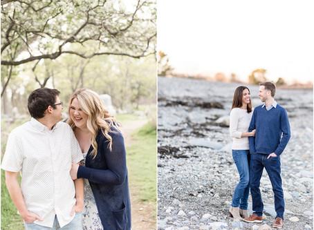 NH Wedding Photographer | My Top 4 Favorite Seacoast NH Photo Locations