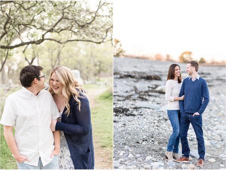 NH Wedding Photographer | My Top 5 Favorite Seacoast NH Photo Locations