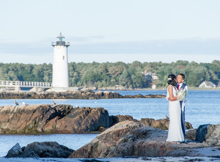 Portsmouth, New Hampshire Wedding | Felicia & Daniel