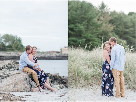 Great Island Commons Engagement | Newcastle, NH | Associate Team | Courtney + William