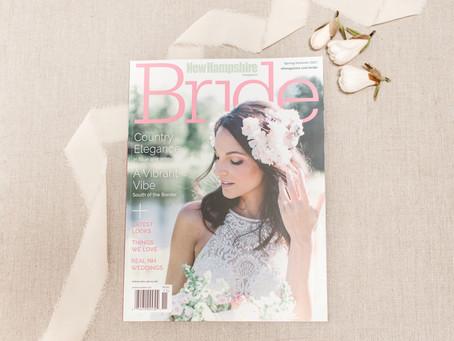 Featured: NH Bride Magazine