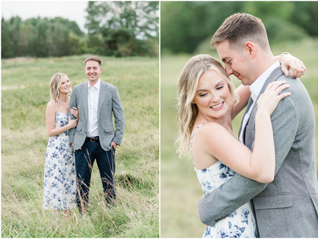 Wagon Hill Farm Engagement   Durham, NH   NH Wedding Photographer