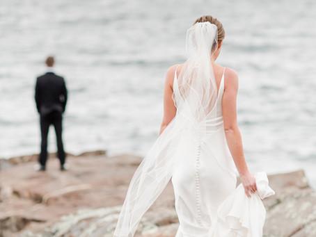 First Look Photo Roundup | NH Wedding Photographer