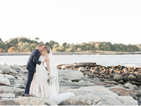 Seacoast Science Center Wedding | NH Wedding Photographer | Kim & Chase