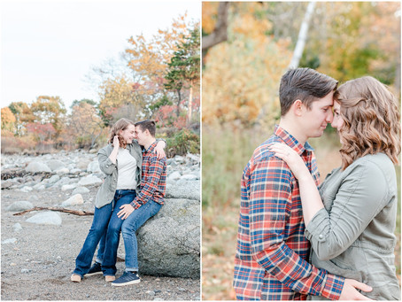 Odiorne Point State Park Engagement | Rye, NH | Associate Team
