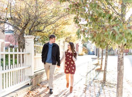 Prescott Park Engagement | Portsmouth, NH | Britt + Glen | NH Wedding Photographer