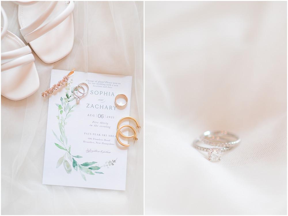 nh wedding details