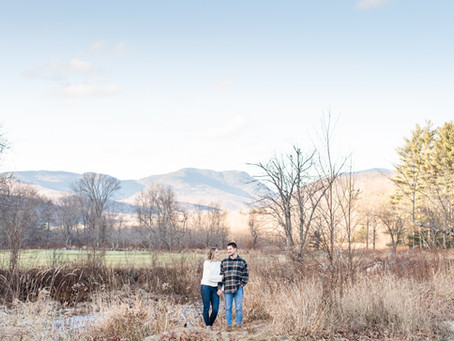 Eagle Mountain House Engagement | Jackson, NH | Jill + Austin| NH Wedding Photographer