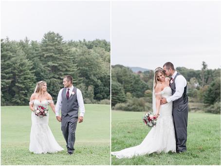 Springhill Wedding | South Berwick, ME| Jess & Logan| Associate Team