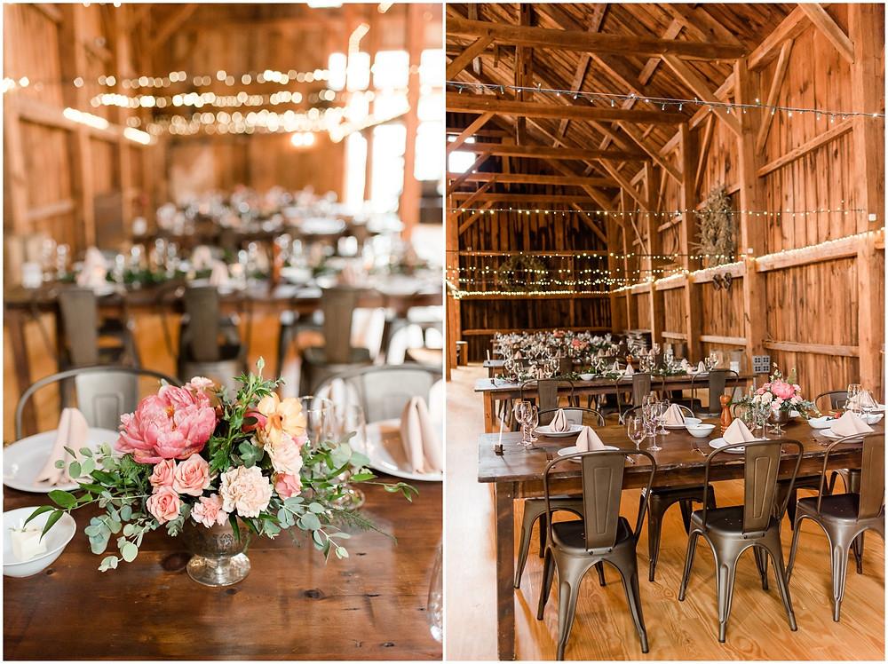 powder majors farm wedding